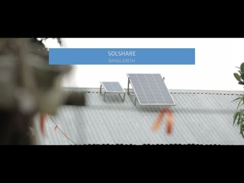 SOLshare: Peer-to-peer Smart Village Grids