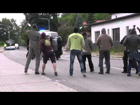 Den Policie 2015 Ostrava - Ukázka činnosti SPJ