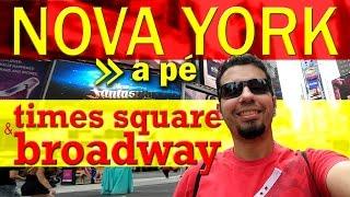 Viagem para Nova York: o que fazer na Broadway & Times Square (com preços)