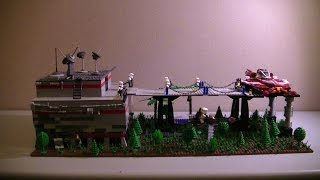 Lego Star Wars - Empire Base