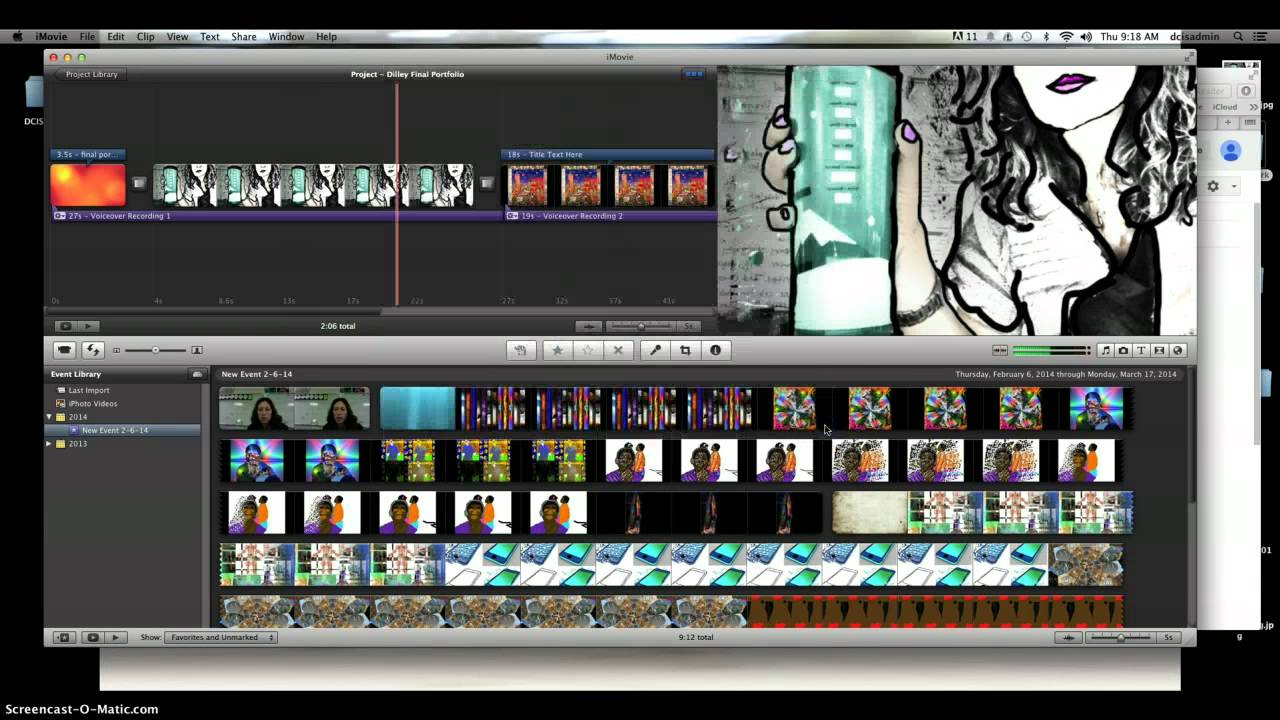 Export iMovie and Upload to Google Drive - YouTube