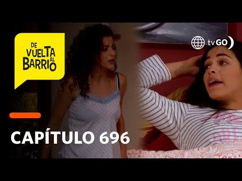 De Vuelta al Barrio 4: Sofía y Sarita tuvieron terrible enfrentamiento (Capítulo n°)