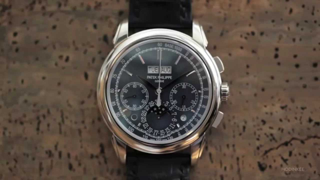 Week On The Wrist: The Patek Philippe 5270G Perpetual Calendar ...
