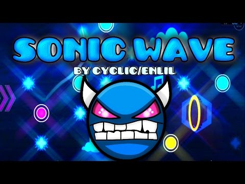 Geometry Dash - Sonic Wave - by Cyclic