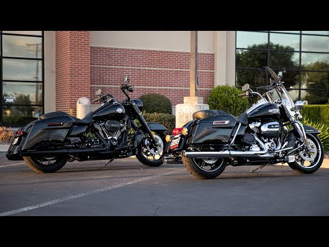 2021 Harley-Davidson Road