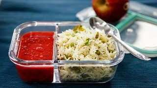 Indian Lunch Box Ideas  - Beetroot Dal & Matar Broccoli Pulao Recipes   CookingShooking