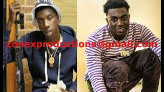 "Baton Rouge rapper Maine musik To Fredo Bang & TBG""i already took gee life,yall next"""