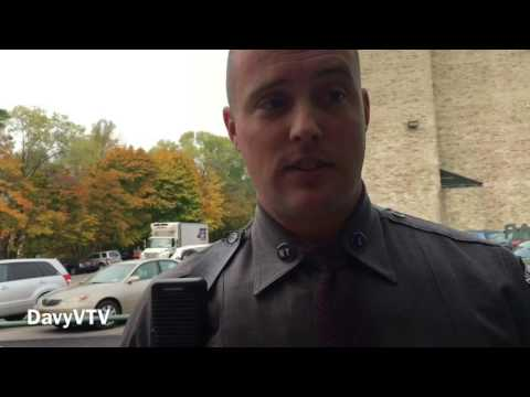 New York State Trooper Puts Innocent Lives at Risk To Meet Fellow Cops for Lunch Part 1