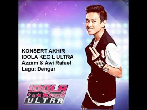 TV9 Promo - Idola Kecil Ultra, Azzam & Awi Rafael, Dengar