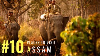 Places to Visit in Assam | Tourist Places In Assam | Indian Tourist Places | Tourism | #034