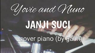 Download yovie and nuno [cover piano by galih]