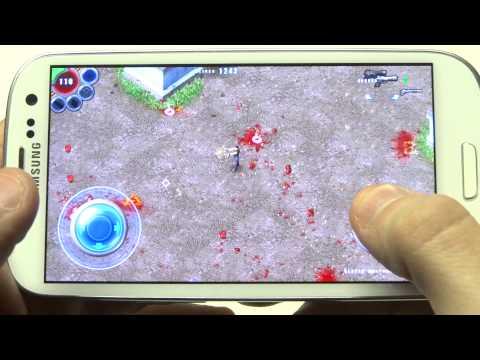 Alien Shooter Galaxy S3 Gameplay - Fliptroniks.com