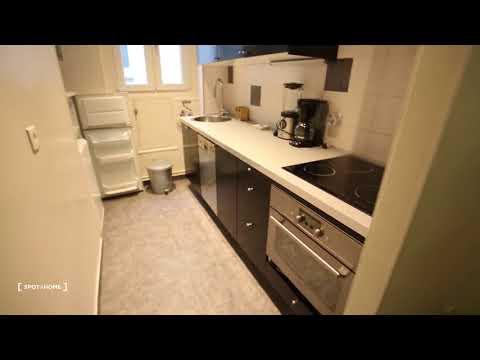 Cozy 1-bedroom apartment for rent in Paris 9 - Spotahome (ref 152978)