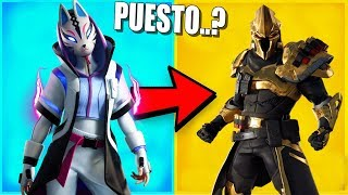 The SKINS Of Season X FROM WORST TO BEST Ranking of fortnite skins