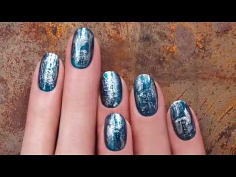 "jinsoon-""abstract-painting""-nail-art-tutorial"