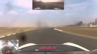 Nathan Johnson racing - 2014 POC Cup Race #23 - Buttonwillow CCW  11/9/14