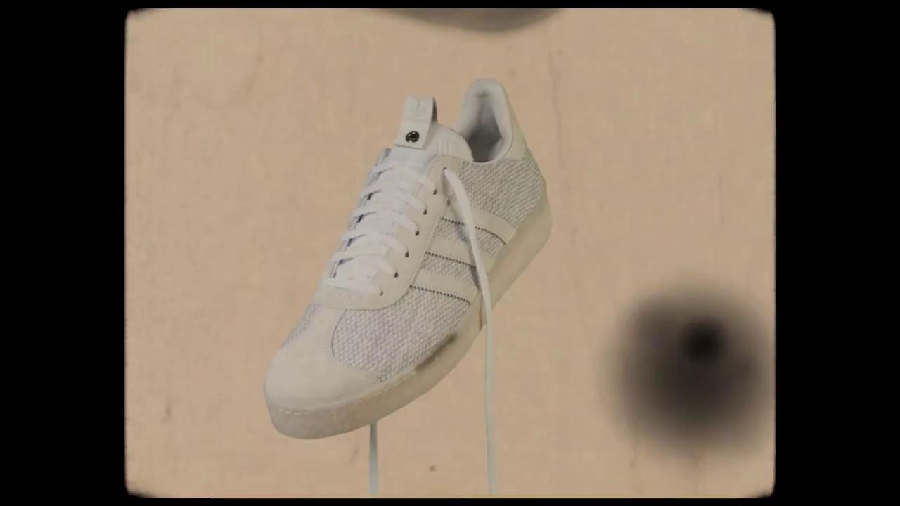 Locura condón Productivo  Juice X adidas Originals Consortium Gazelle - YouTube