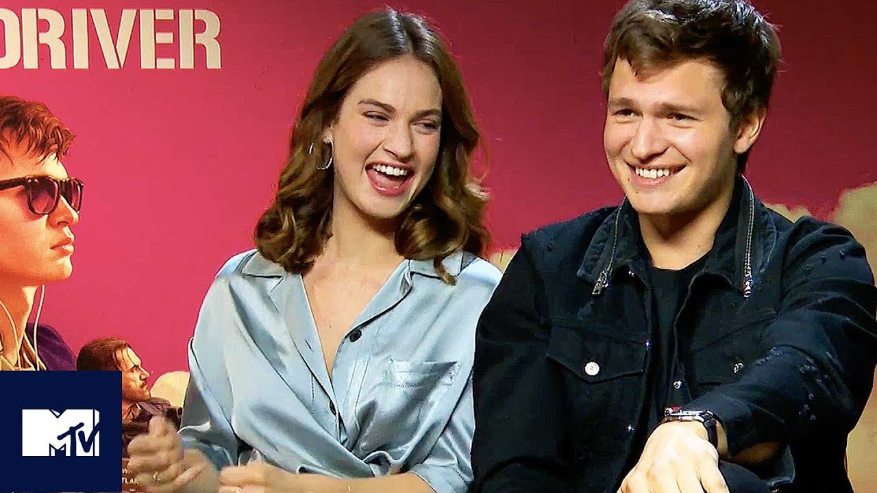 Ansel Elgort Baby Driver Cast Reveal Funniest Moments Behind The