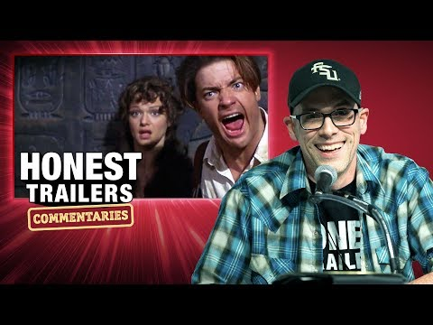 Honest Trailers Commentary | The Mummy (1999)