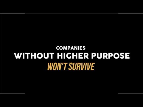 """Buurtzorg/Jos De Block: """"Companies without higher purpose won't survive"""""""