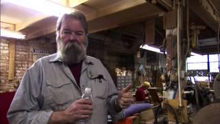 Furniture maker Garry Knox Bennett, MEMORY episode