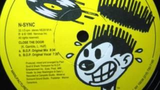 N-SYNC - Close The Door (Bop Till You Drop Mix)