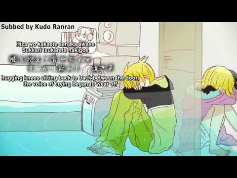 【Kagamine Rin And Len】LAUGHMAKER Eng Sub