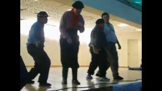 Amigos de la Danza-2ª parte, Sacachispas recargado