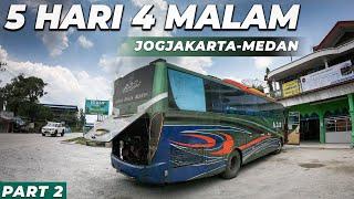 Download lagu PENUMPANG SEDIKIT , DAG DIG DUG DIOPER   Trip Als Jogja - Medan Part2