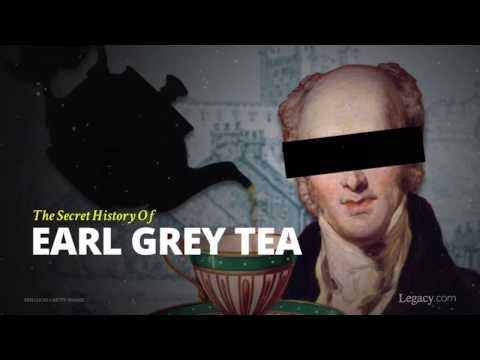The Secret History of Earl Grey Tea