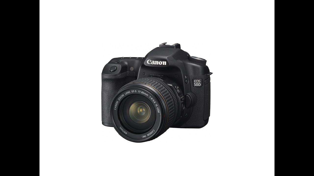 julian marinov canon eos 50d review youtube rh youtube com All Canon Cameras Canon 80D