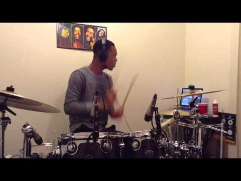 Mark Ronson | Feel Right (feat. Mystikal) Drum Cover