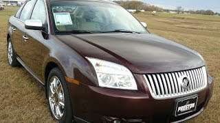2009 Mercury Sable Videos