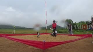 babak merpati menembus kabut,putaran 4 ,60 burung,lomba merpati kolongan Bukit Ratu Team