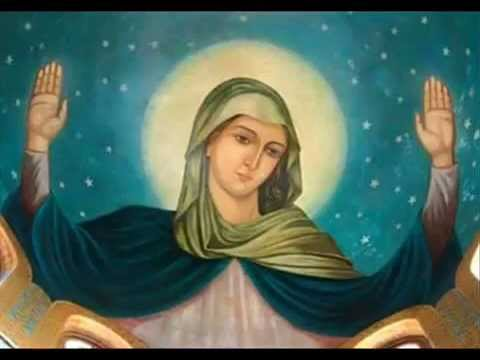 Las Vegas Suryoye - Prayer for Mart Mary in Syriac.