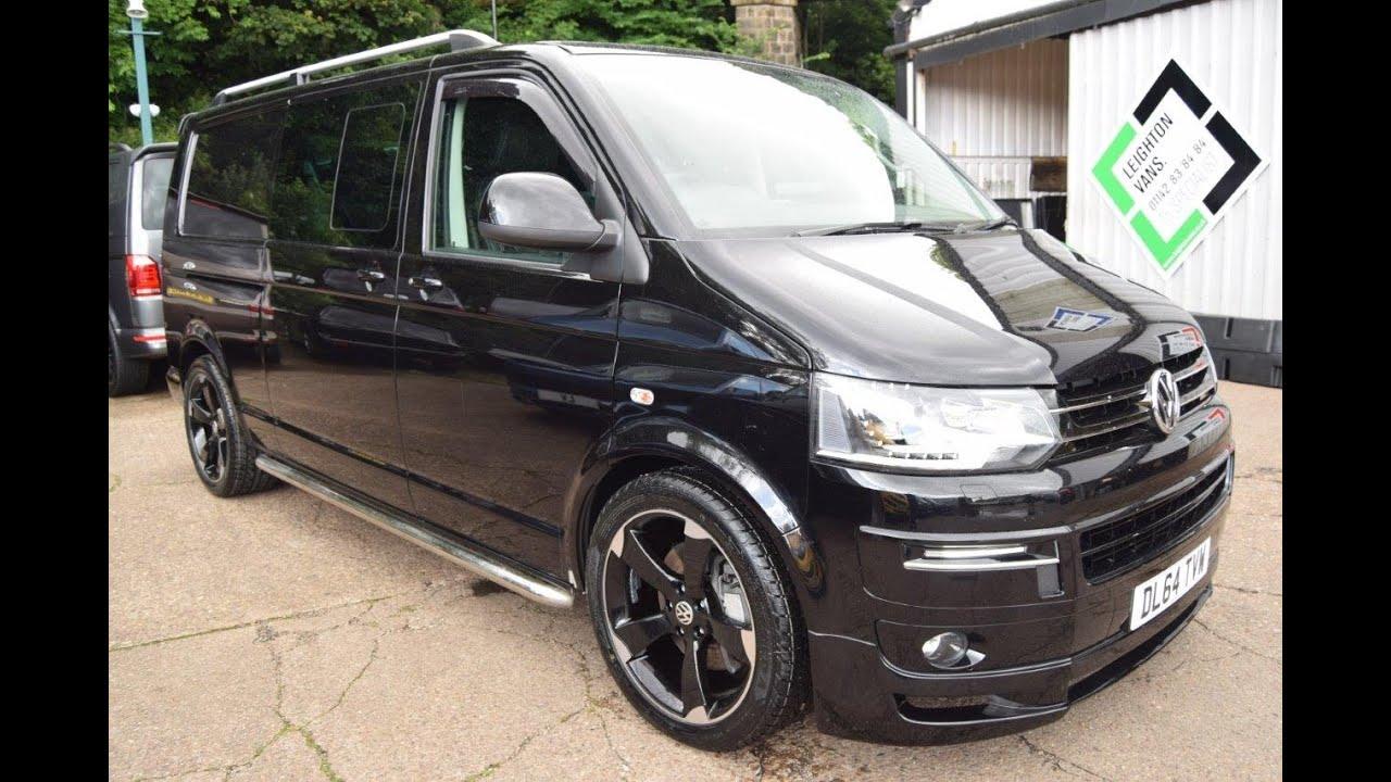 volkswagen t5 transporter lwb bi turbo 180 dsg kombi. Black Bedroom Furniture Sets. Home Design Ideas