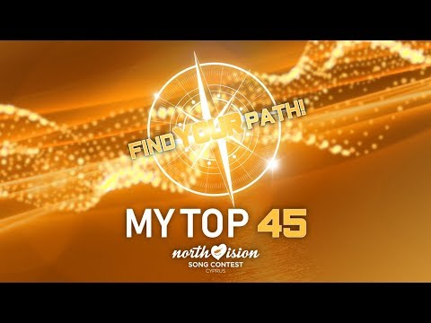 North Vision Song Contest 25 - My Top 45