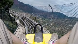 Alpine Coaster - Glenwood Caverns Adventure Park