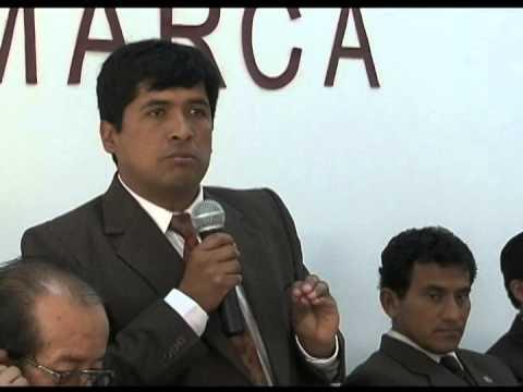 DRE Cajamarca presenta avances del Proyecto Educativo Regiobal y el Plan Cuatrienal