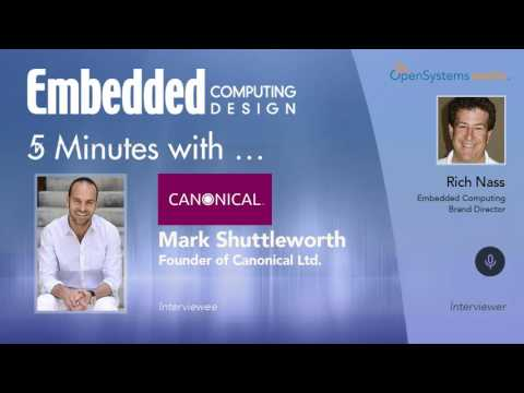 Five Minutes With…Mark Shuttleworth, founder of Ubuntu