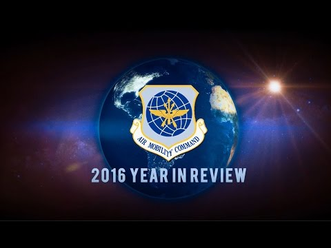 Air Mobility Command 2016 Year in Review