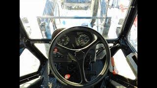 Управления трактором  Мтз 82.1