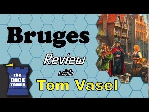 Bruges Review - with Tom Vasel