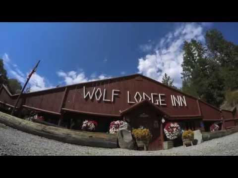 Idaho, Coeur d'Alene - Java, Wolf Lodge - Weekend Getaways Ep1 - Best Places to Eat