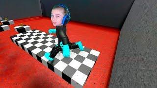 Моя супер скорость в Roblox Игра для детей в догонялки в Роблокс