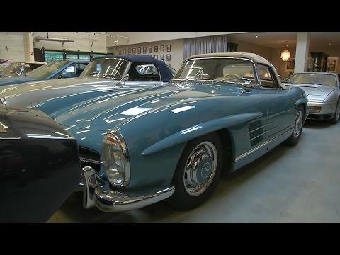 Vintage garage la nouvelle mission automobile sur rmc for Garage rmc acheres