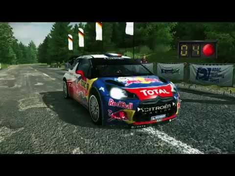 WRC 3 2012 - Genius Speed Wheel 3 MT (Maxed Out - PC Gameplay)