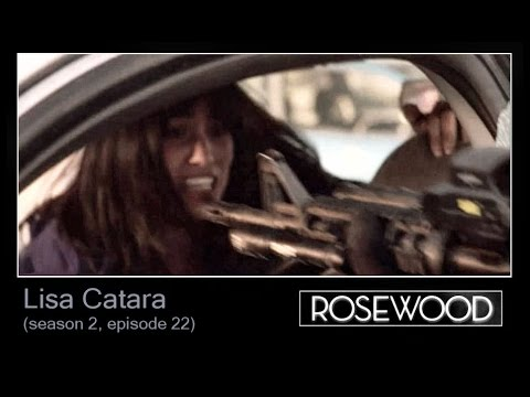 Lisa Catara  Rosewood Season 2, Ep 22