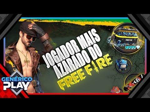 O JOGADOR MAIS AZARADO DO FREE FIRE TENTOU GANHAR 10 MIL DIAMANTES