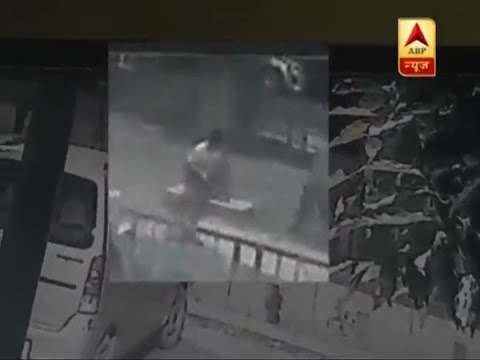 CCTV Footage: 12-year-old boy electrocuted while playing in park in Noida sector 82